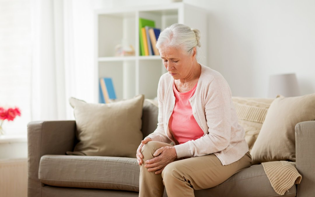 5 Ways Seniors Can Reduce/Limit Knee Pain
