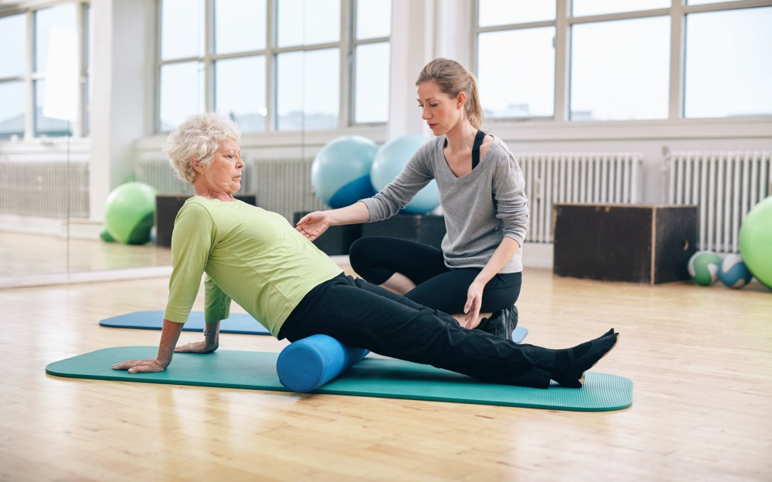 How Seniors Would Benefit From Foam Rolling