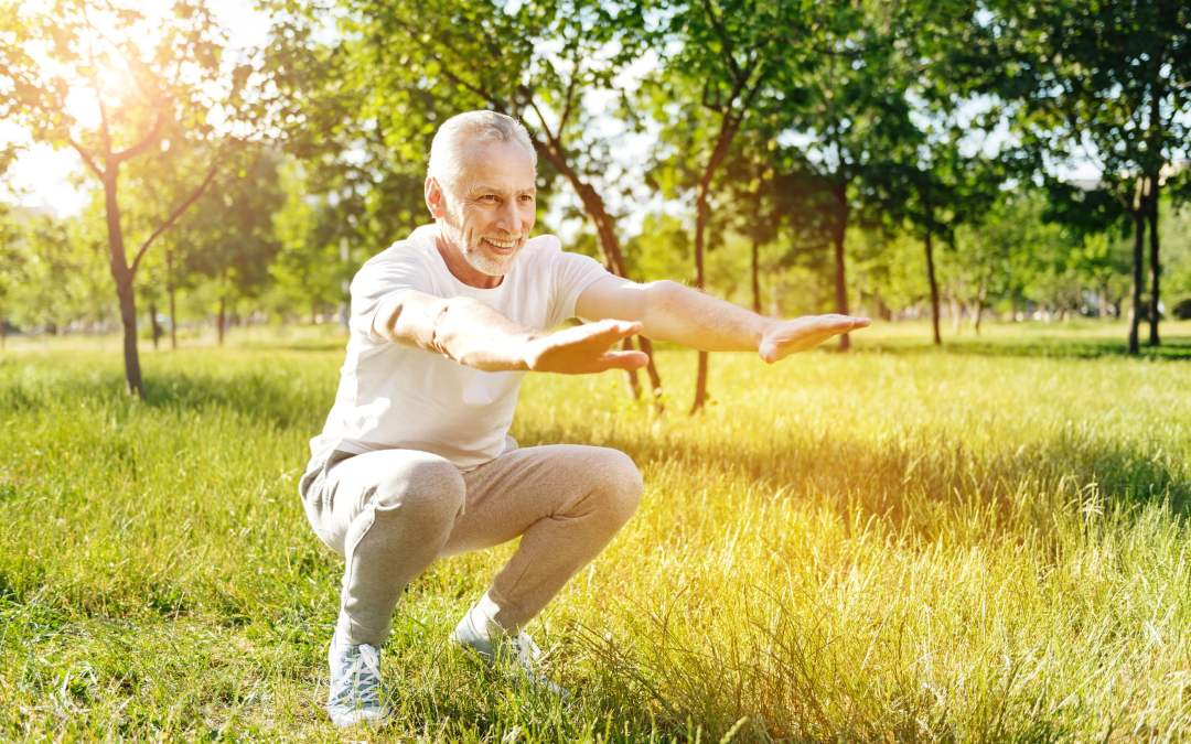 How The Squat Is The Most Important Exercise For Seniors