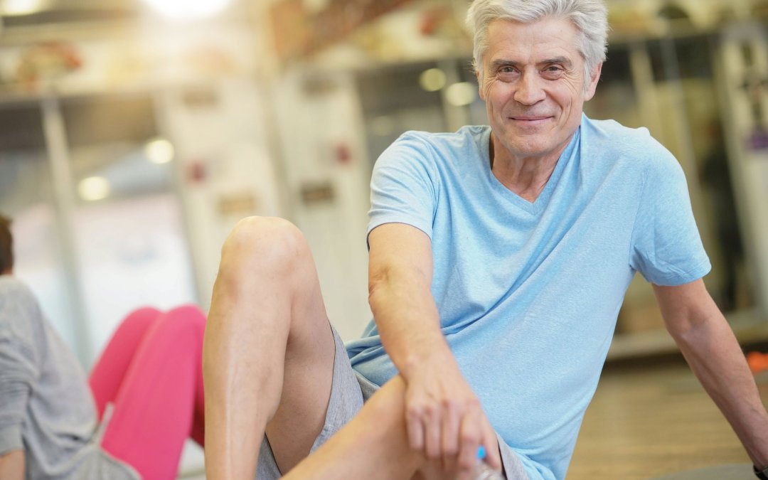 How Seniors Can Get Up From The Ground