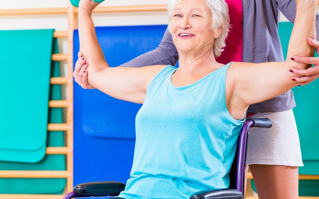 Seniors With Physical Limitations Should Still Exercise