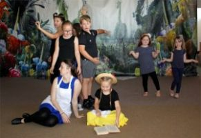 Alice in Wonderland Summer School 2015
