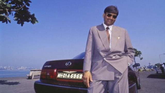 Harshad Mehta Car | Omnibulls
