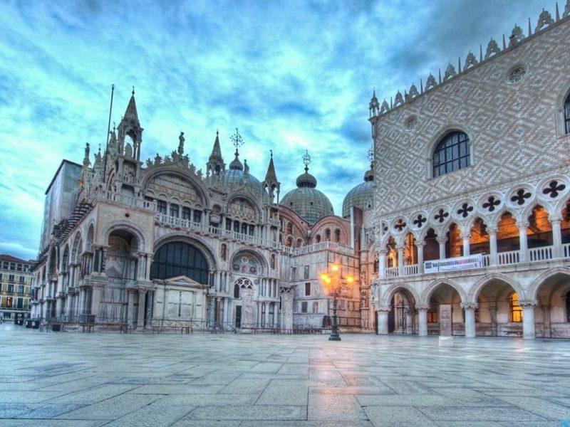 Венеция дворец