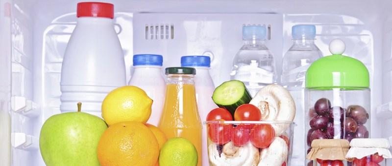 холодильник продукты