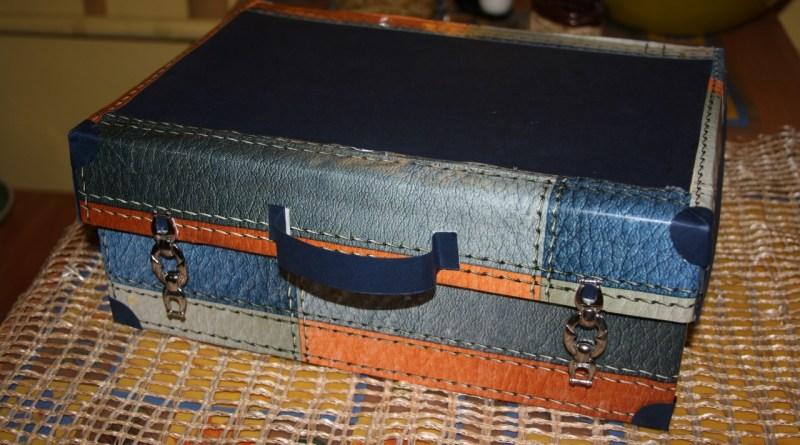 чемодан коробка ящик