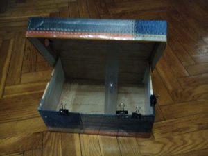 картон ящик коробка
