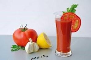 помидор лимон чеснок