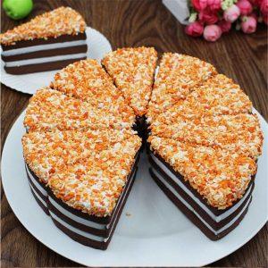 торт красиво резать