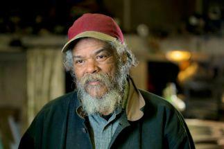 Portrait of Vallejo artist Harold Beaulieu by TJ Walkup.