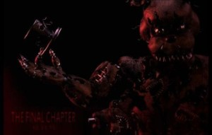 FIVE NIGHTS AT FREDDY'S 4 ANNOUNCED FOR 10/31/2015!