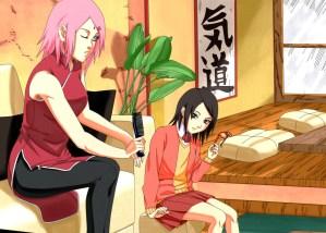 Is Sakura Haruno the Mother of Sarada Uchiha?