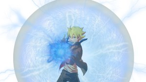 Boltage? Could Boruto be a Lightning Style User