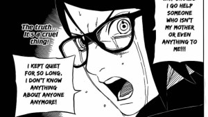 NARUTO GAIDEN: THE SEVENTH HOKAGE CHAPTER 700+7 – A GENETIC SLAVE REVIEW