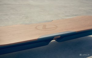 Lexus Are Claiming To Have Created A Real, Rideable Hoverboard