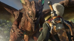 Scalebound Shows Us Some Epic Boss Battle In The New E3 Multiplayer Trailer