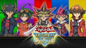 Yu-Gi-Oh! Legacy of the Duelist Confirmed To Be Coming To STEAM This Fall