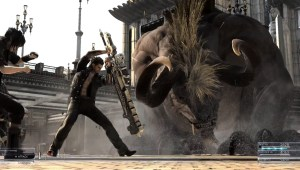 Final Fantasy XV – TimeLapse & High Quality/Lightweight Comparison