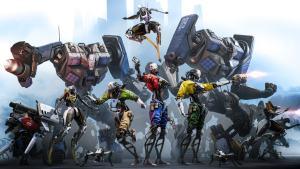Check Out The New Robo Recall – Arcade Action Feel Video Trailer
