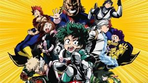 My Hero Academia Season 2 PV Trailer + Airs April 2017