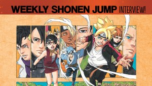 Interview w/ Masashi Kishimoto Talks Possible Death of Naruto & Sasuke, Boruto Anime & Naruto's Love Triangle
