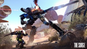 The Surge – New Info On The Story And The World of Surge