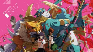 A Brand New Poster For Part 5 Of Digimon Adventure Tri: Symbiosis
