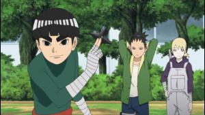 BORUTO: Naruto Next Generations Episode 3 – Metal Lee Goes Wild Review