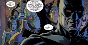 INJUSTICE 2: ISSUE #3 – THINGS GO BOOM! Review