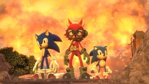 Sonic Forces New Trailer Reveals The Third Character To Be A Custom Character