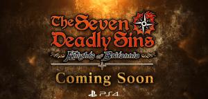 Seven Deadly Sins: Knights of Britannia Announcement Trailer