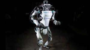 Boston Dynamics's Atlas & SpotMini Show Us How Close We're To The Future Of Robotics!