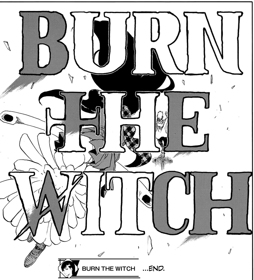 """BLEACH IS BACK…Sort Of! """"Burn The Witch Manga"""" Potentially"""