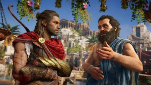 With AC Odyssey, What Direction Is The Assassin's Creed Story Going?