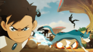 KOJI 2018 – A Fantasy Adventure Show About A Boy & His Giant Blue Cat Made By The Studio Behind Avatar: The Legend of Korra & Voltron: Legendary Defender!!