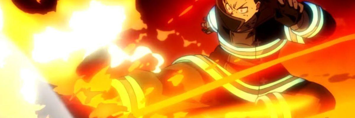 This Fire Force Anime Looks Kinda Lit Yeah I Said It