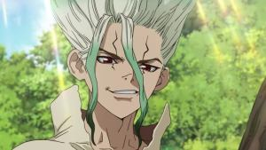 Dr. STONE Episode 1 – Stone World Review!
