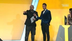 Richard Lewis Slams Polygon, Waypoint & Kotaku in Journalism Esports Awards 2019 Acceptance Speech!