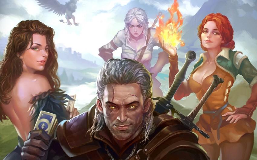 3400x2125_px_artwork_Ciri_Derpy_The_Witcher_The_Witcher_3_Wild_Hunt_Triss_Merigold_video_games-697164.jpg