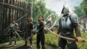 New World – Amazon's Open World MMO Seems To Be Positioning Itself As Potential Top Tier MMO Game!