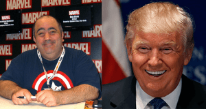 "Marvel Writer Dan Slott Says ""Fuck You"" To Comic Book Fans Who May Decide To Vote For Trump Again!"