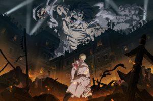 Attack on Titan: The Final Season Will Have  New Animation Studio – MAPPA!