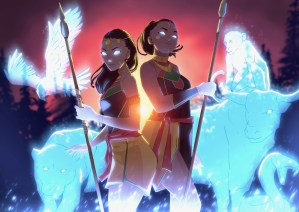NANI – A Graphic Novel About A Magical Bizzare  World Of Samma!