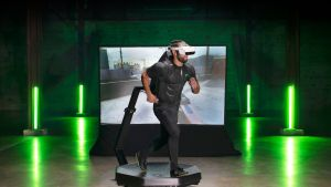 """""""Omni One"""" by Virtuix: Taking VR Gaming To The Next Level!"""