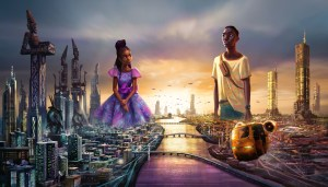 Disney Animation & African Entertainment Company Kugali Will Team Up To Create An All-New, Science Fiction Series Coming To #DisneyPlus In 2022: Iwájú