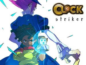 CLOCK STRIKER: A Manga About A 12-Year-Old Girl Who Dreams Of Becoming A SMITH, Part-Warrior Bad-Ass, Part Engineer!