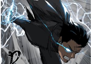 Black Sun Manga/Webcomic – First Impression