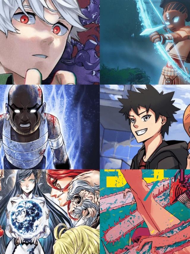 Top Original Webcomic/Manga To Check Out