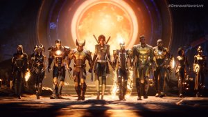 Marvel Midnight Suns Revealed!  Tactical RPG GAME Set In The Darker Side Of The Marvel Universe!