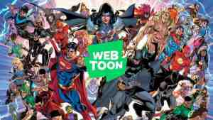 DC Characters Are Coming To Webtoons